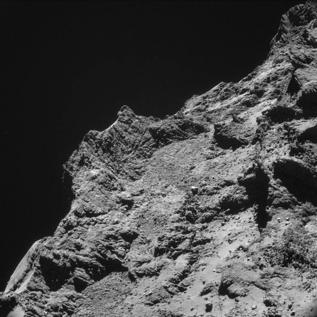 HQ Photos by Rosetta and Philae (9)