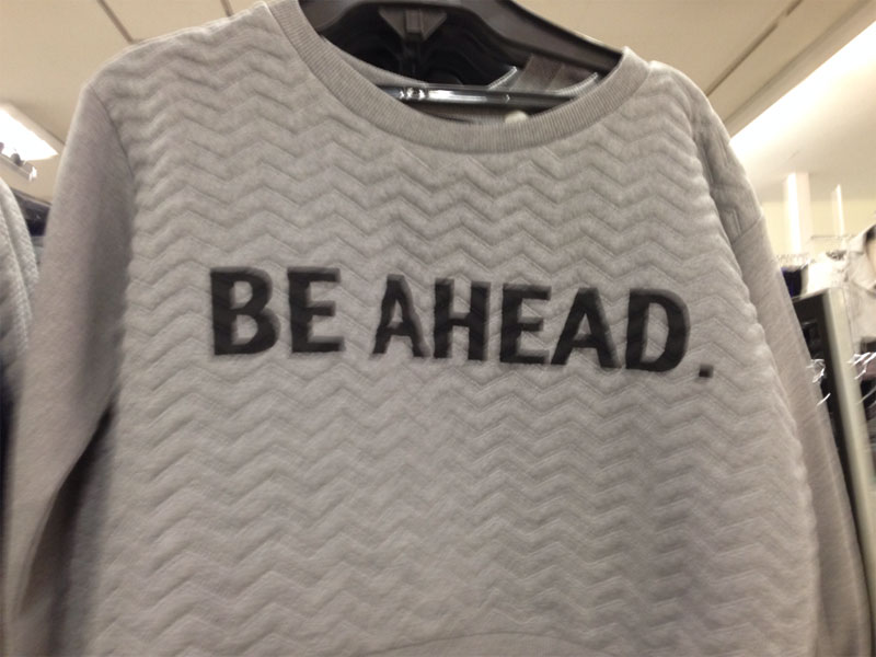 Japanese Discount Store Shirts with Random English Words (7)