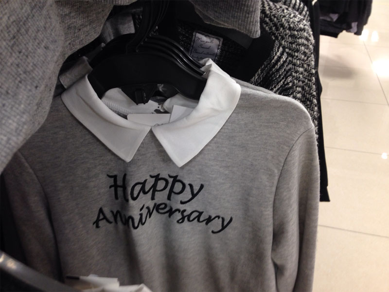 Japanese Discount Store T-Shirts with Random English Words (17)
