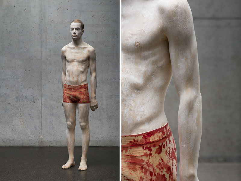 lifelike wood sculptures by bruno walpoth (1)