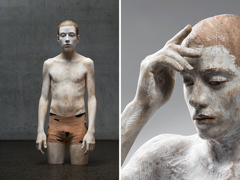 lifelike wood sculptures by bruno walpoth (5)