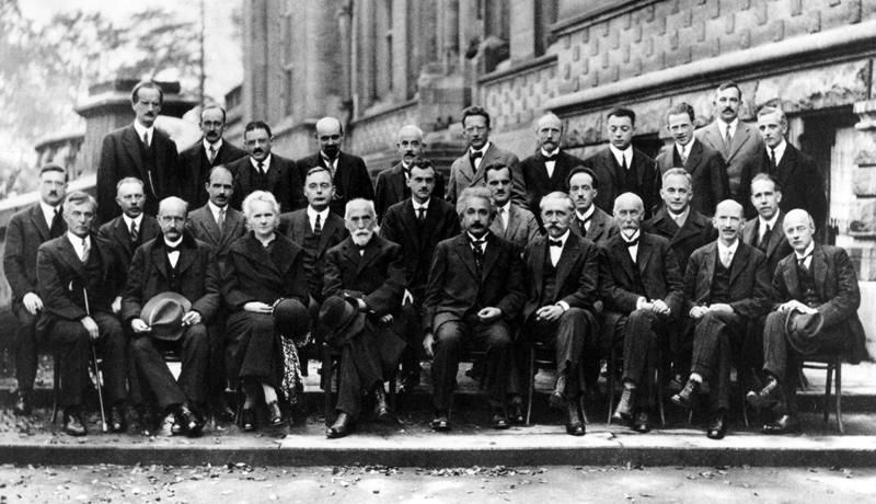 Picture of the Day: The Smartest People in theRoom
