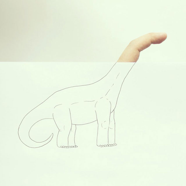 Clever Finger Doodles by Javier Perez (4)