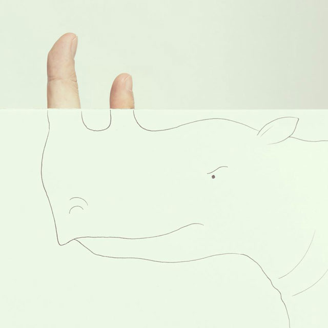 Clever Finger Doodles by Javier Perez (7)