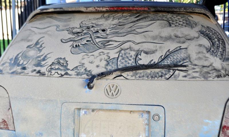 dirty car art by scott wade (12)
