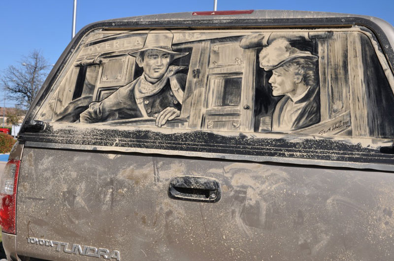 dirty car art by scott wade (15)
