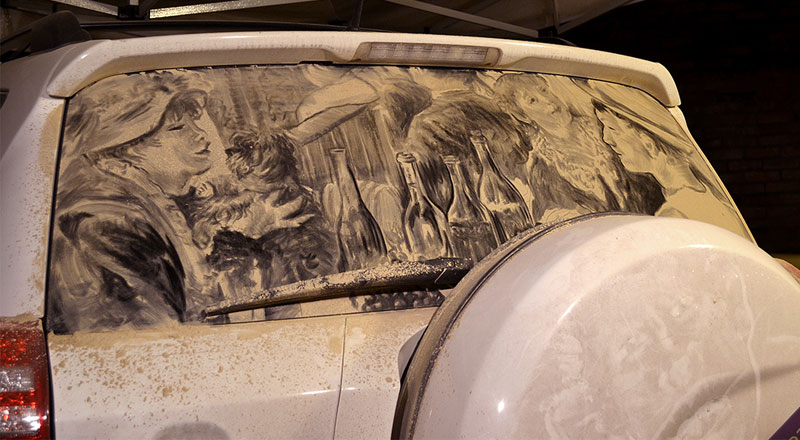 dirty car art by scott wade (7)