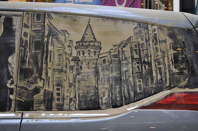 dirty car art by scott wade (8)