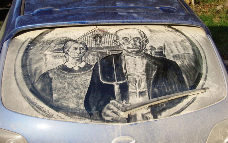 dirty car art by scott wade (9)