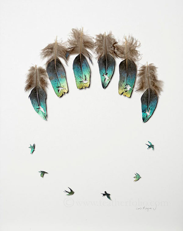 feather art by chris maynard (1)