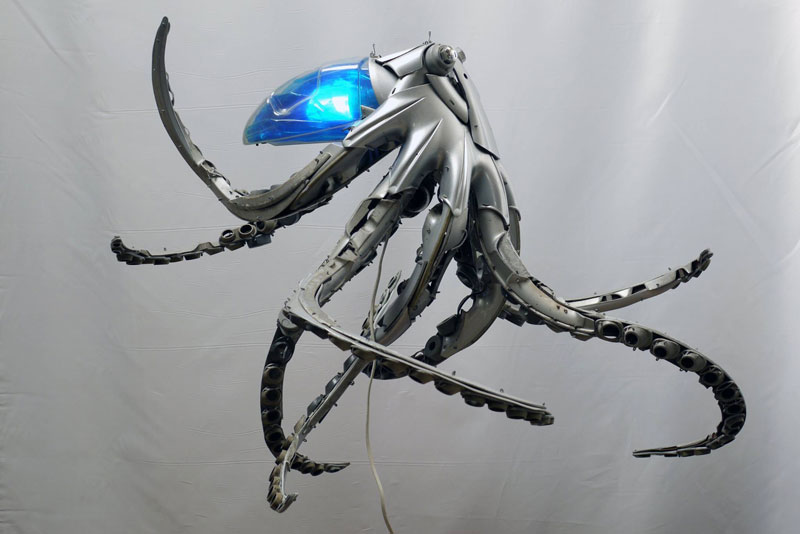 hubcap animal sculptures by ptolemy elrington (11)
