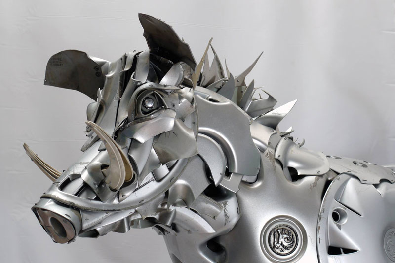 hubcap animal sculptures by ptolemy elrington (14)