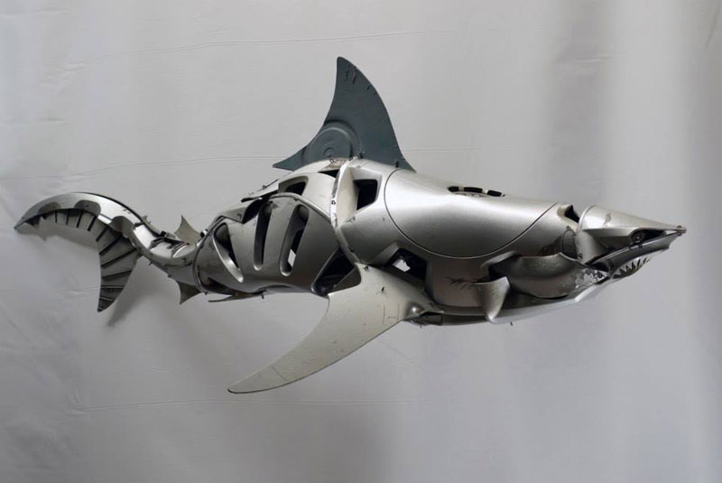 hubcap animal sculptures by ptolemy elrington (16)