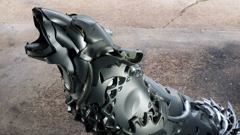hubcap animal sculptures by ptolemy elrington (19)