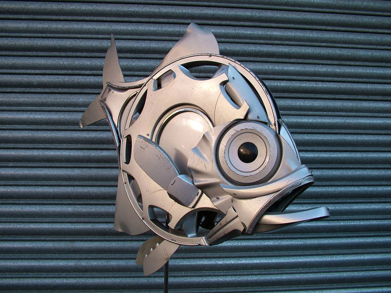 hubcap animal sculptures by ptolemy elrington (9)
