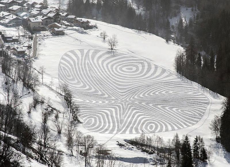 snowshoe art by simon beck (14)