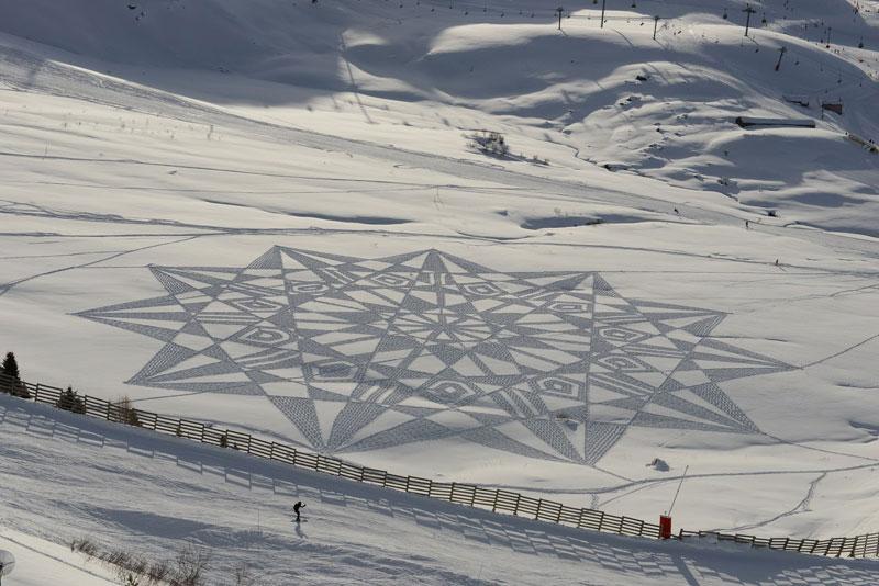 snowshoe art by simon beck (18)