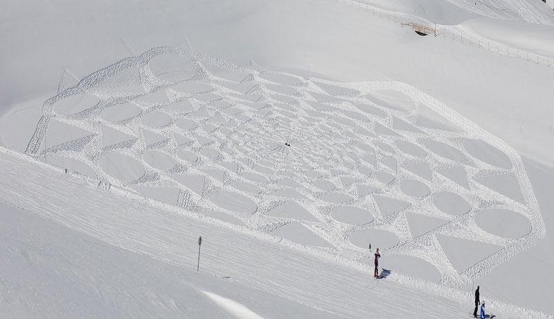 snowshoe art by simon beck (8)