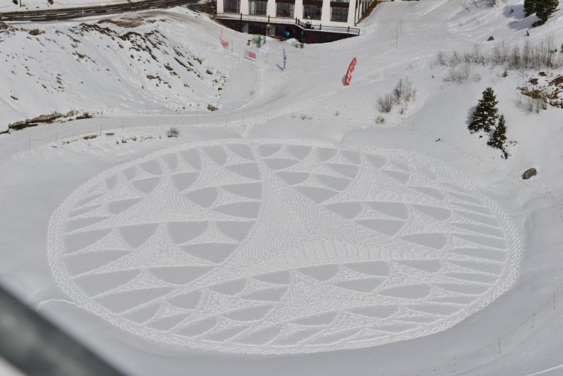 snowshoe art by simon beck (9)