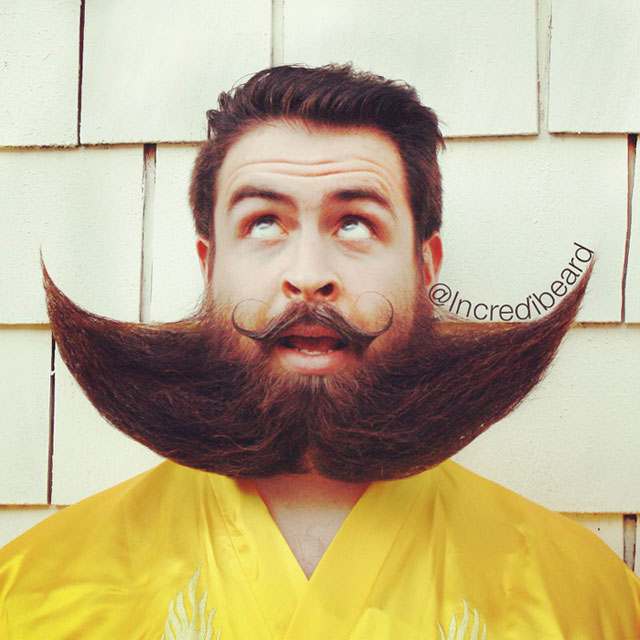 The Incredible Beards of Incredibeard (1)