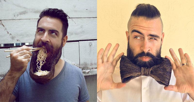 The Incredible Beards ofIncredibeard