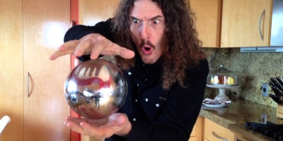Weird Al's Mysterious Floating Orb May SurpriseYou