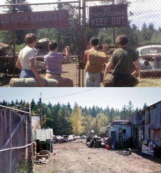 What Places From Stand By Me Look Like Today 171 Twistedsifter