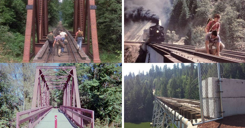 What Places from Stand By Me Look LikeToday
