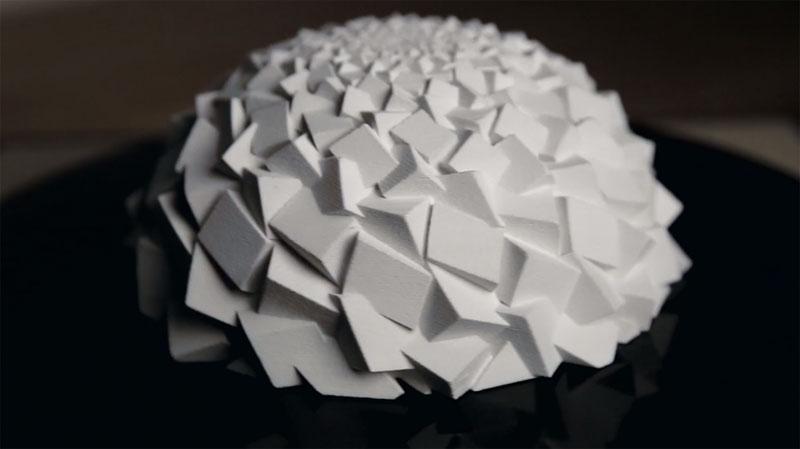3D Printed Fibonacci Zoetrope Sculptures by John Edmark (6)