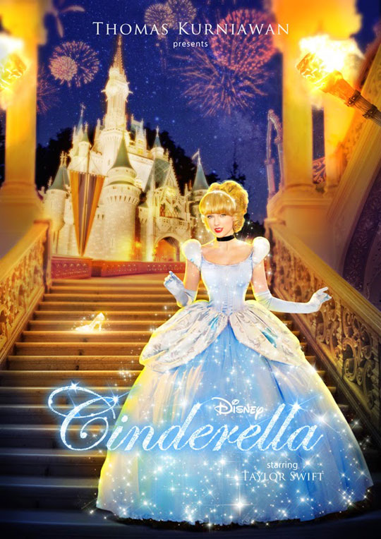 Artist Imagines Celebrities as Real-Life Disney Characters (4)