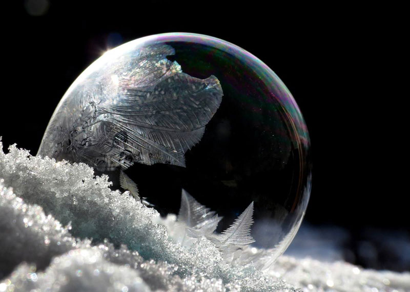 Blowing Soap Bubbles in Cold Weather by cheryl johnson (4)