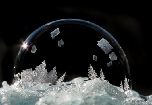 Blowing Soap Bubbles in Cold Weather by cheryl johnson (7)