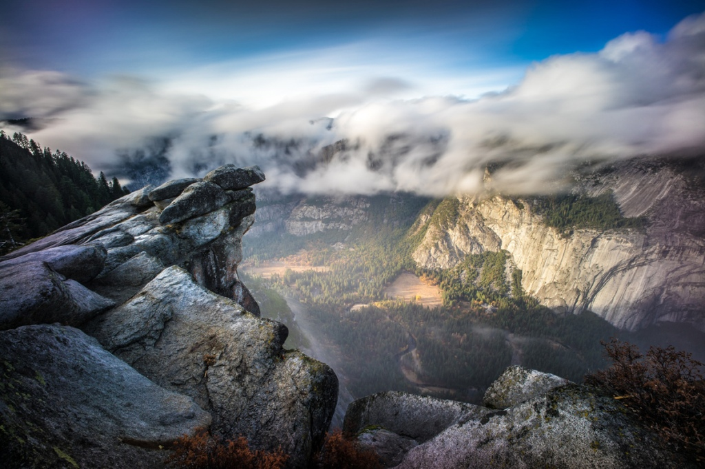 Picture of the Day: Glacier Point, Yosemite National Park