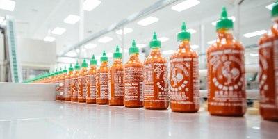 Making Sriracha with Founder DavidTran