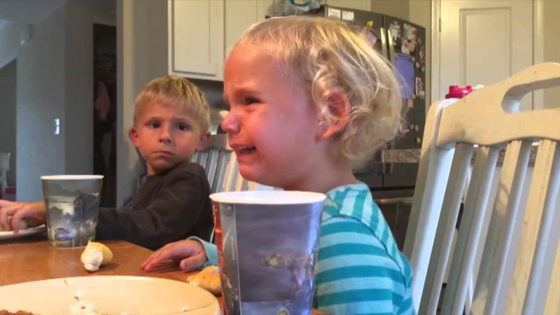 Older Brother Delivers Harsh Truth to Baby Sister