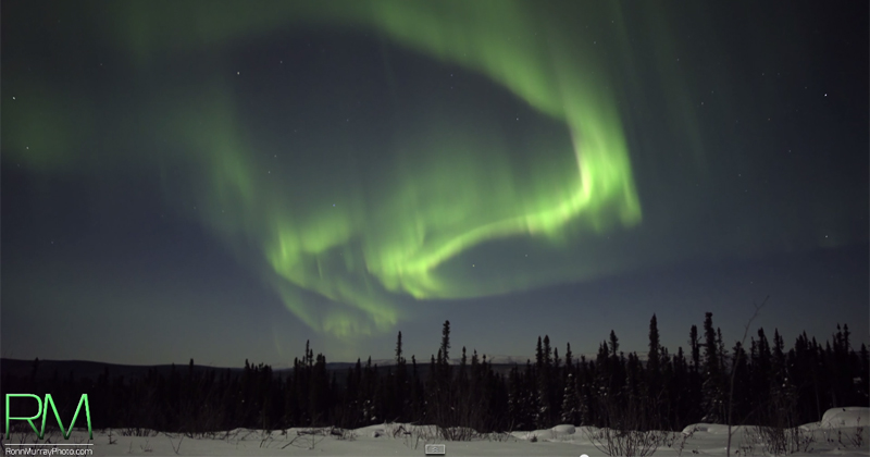 Real Northern Lights