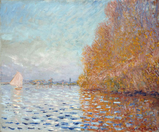 Repairing a monet After It Has Been Punched (11)