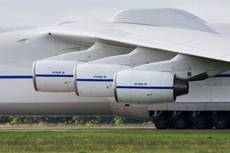 The Largest Airplane Ever Built