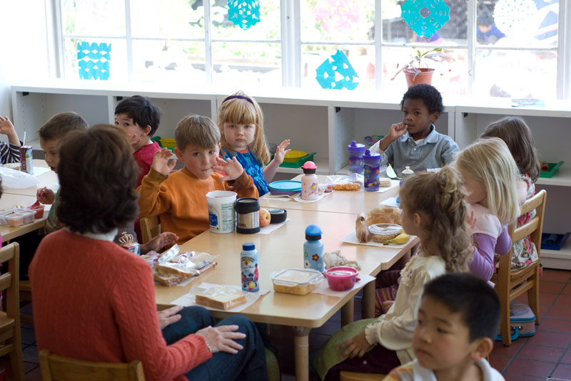 Want Kids to Eat More Fruits and Veggies? Make Recess BeforeLunch