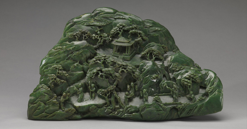 12 Exquisite Artworks Carved from Jade