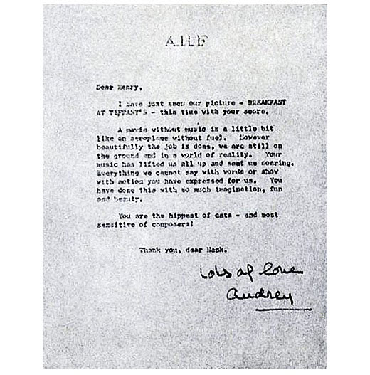 20 amazing letters worth reading twistedsifter audrey hepburn letter breakfast at tiffanys 20 amazing letters worth reading thecheapjerseys Choice Image