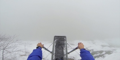 BASE Jumping Into theAbyss