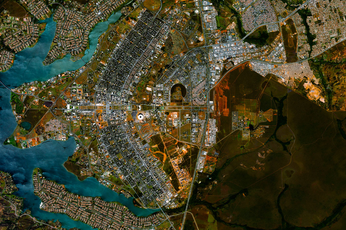 Brasilia-City-Plan