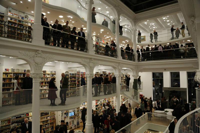 carturesti carusel book store bucharest romania (3)