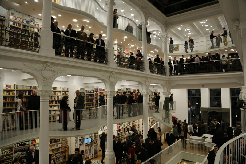 carturesti carusel book store bucharest romania (3)