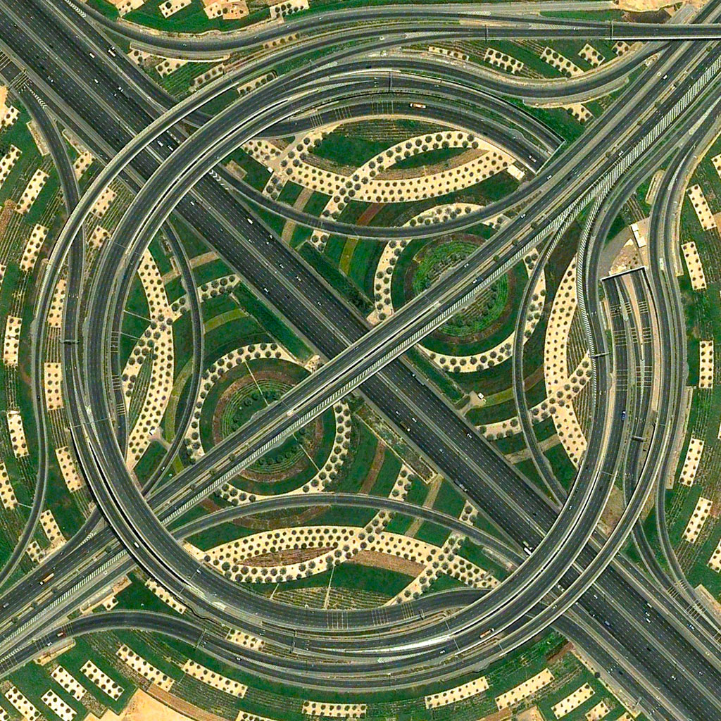 Dubai-Interchange