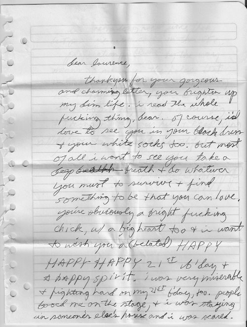 20 amazing letters worth reading twistedsifter iggy pop letter 20 amazing letters worth reading spiritdancerdesigns Images