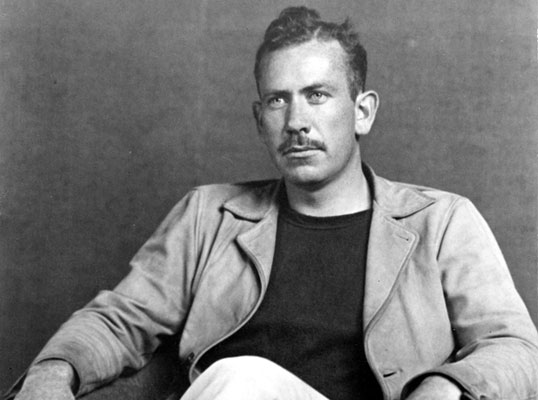 john steinbeck 20 Amazing Letters Worth Reading