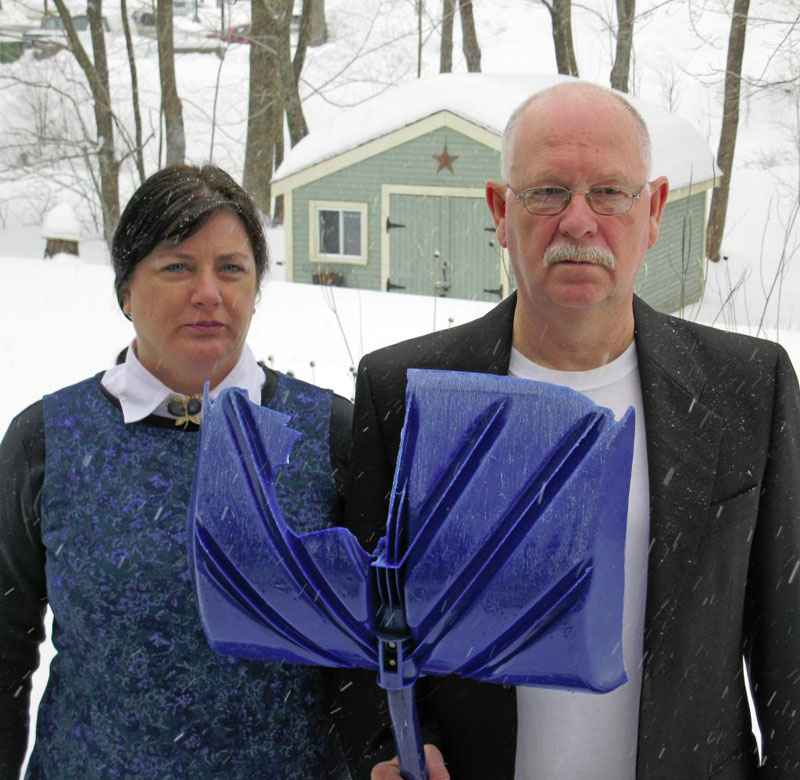 Picture of the Day: Canadian Gothic