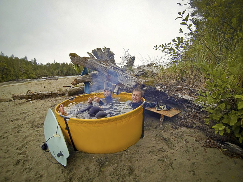 Portable Hot Tub By Nomad (2)